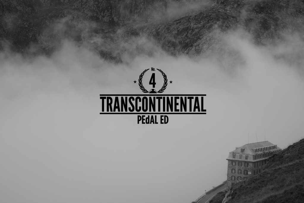 My next challenge: the Transcontinental race 2016! #TCRNO4