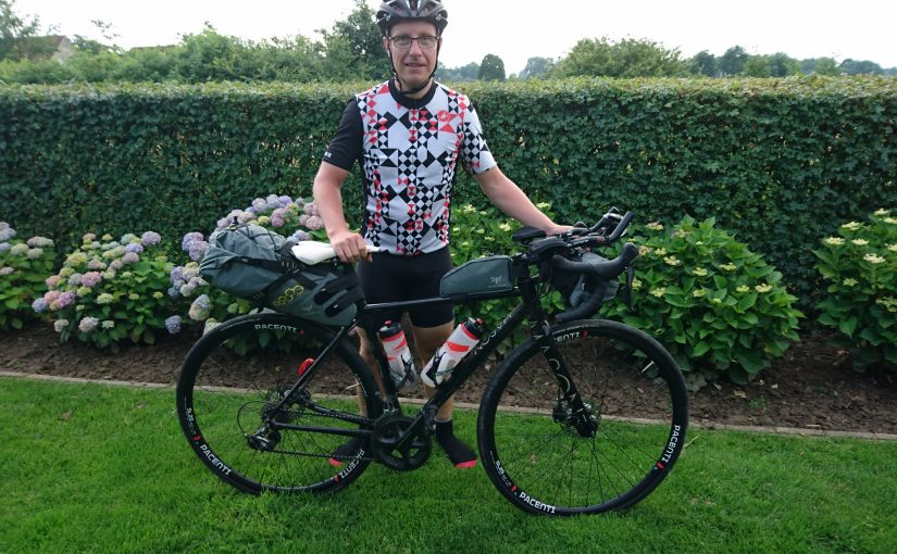 My Gear list for Transcontinental Race 2016