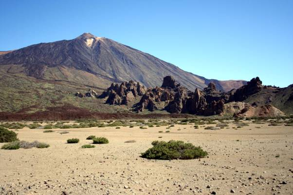 Trip: Cycling in Tenerife – El Teide