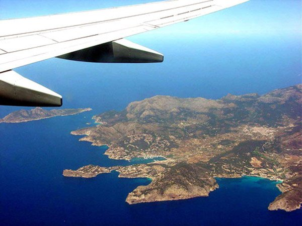 mallorca-flight