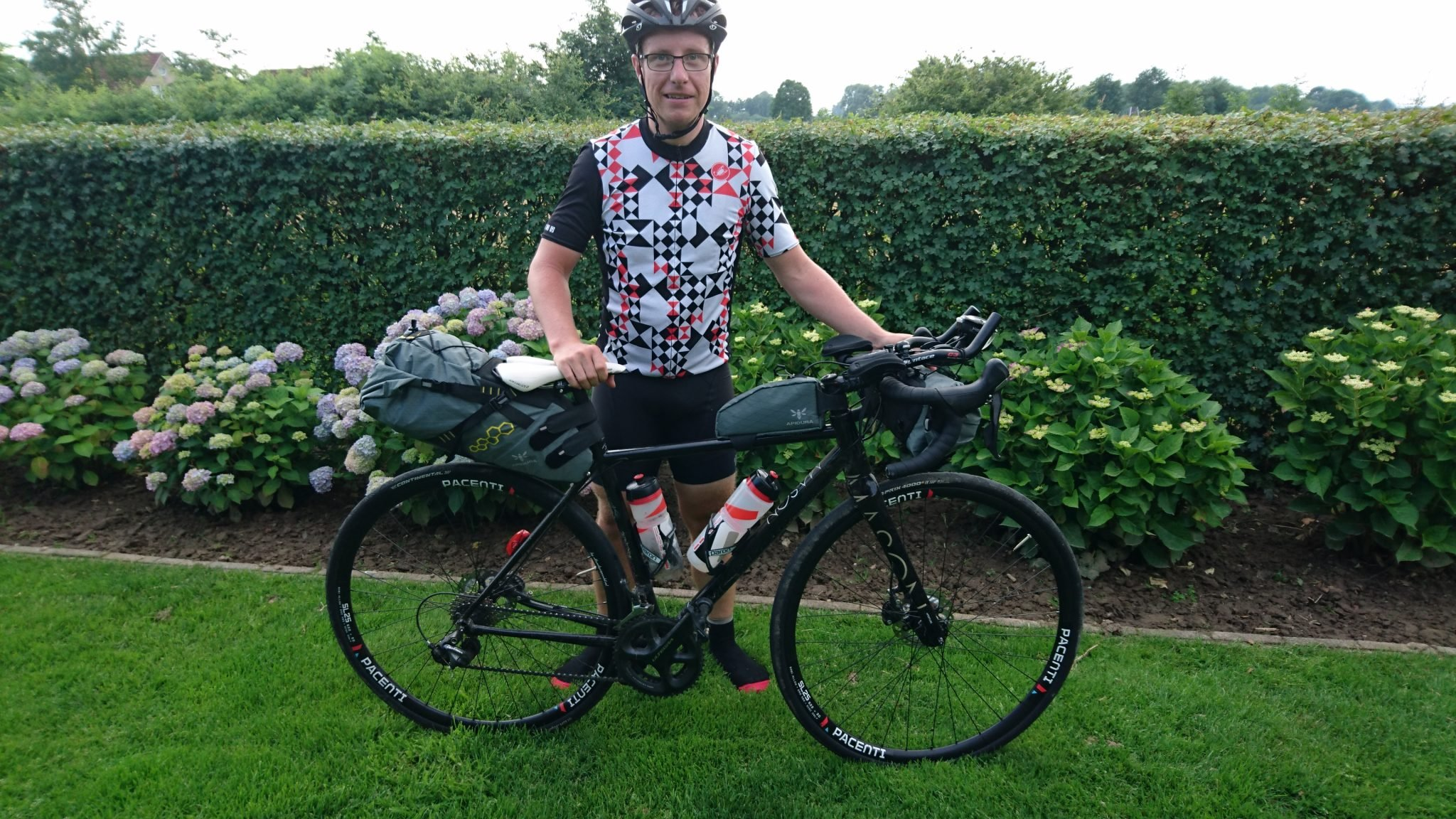 My Gear List For Transcontinental Race 2016 Cycling Across The World