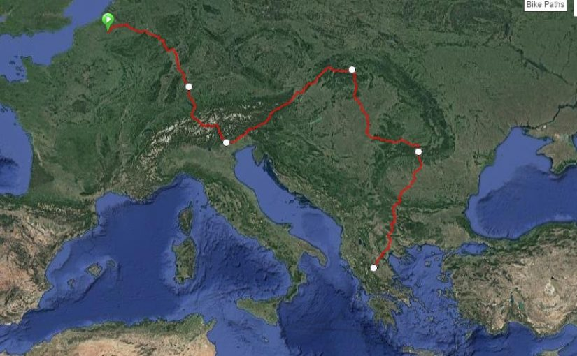 Transcontinental Race 2017 – Less mountains, more speed!